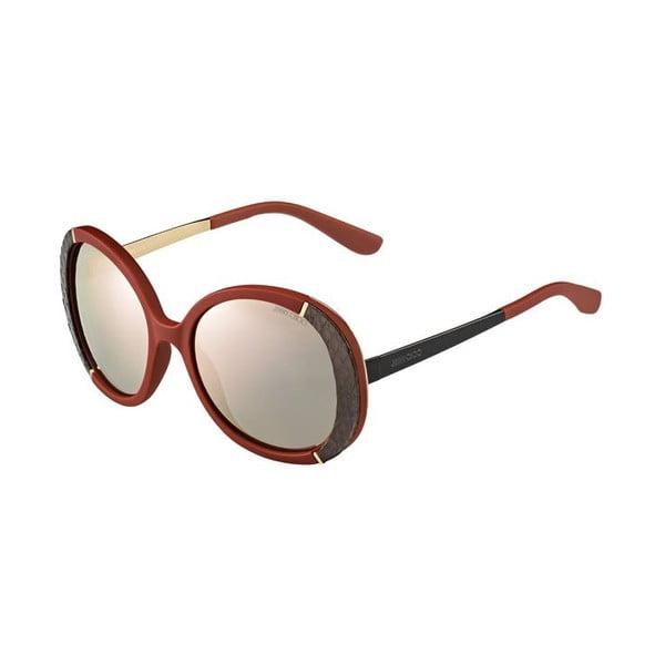 Okulary przeciwsłoneczne Jimmy Choo Millie Rust/Grey