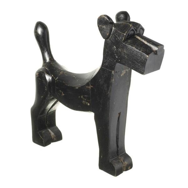 Dekoracja drewniana Pies