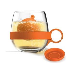 Kubek Tea Ball, pomarańczowy