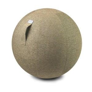Beżowa piłka do siedzenia VLUV, 65 cm