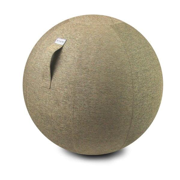 Beżowa piłka do siedzenia VLUV Stov, Ø70- 75cm