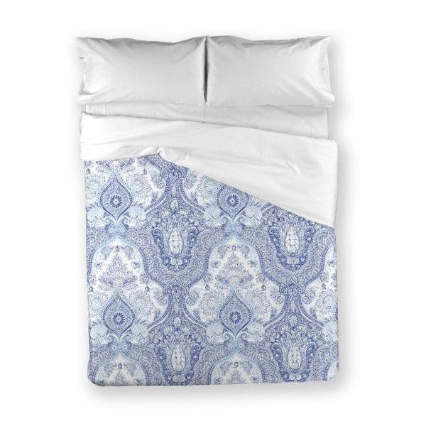 Zestaw pościeli i 2 poduszek Almonte Azul, 240x220 cm
