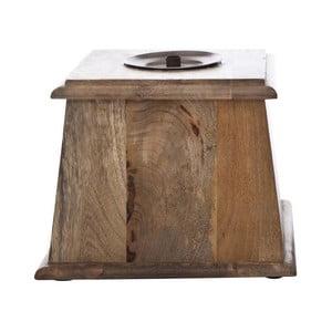 Drewniana lampa zapachowa Breeze