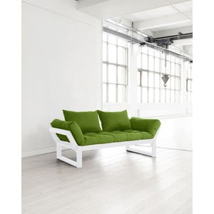 Sofa Karup Edge White/Lime