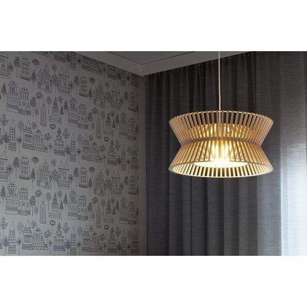 Lampa wisząca Kontro 6000 Walnut