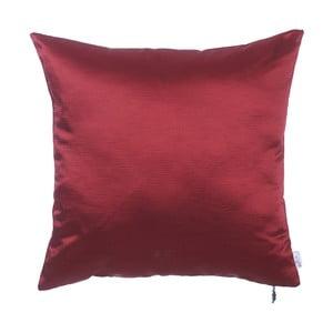 Czerwona poszewka na poduszkę Apolena Mafalda, 43x43 cm