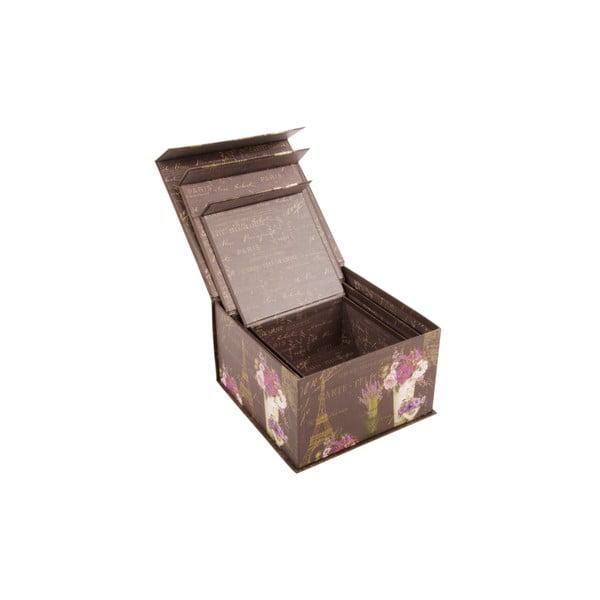 Zestaw 3 pudełek Tri-Coastal Design Sun