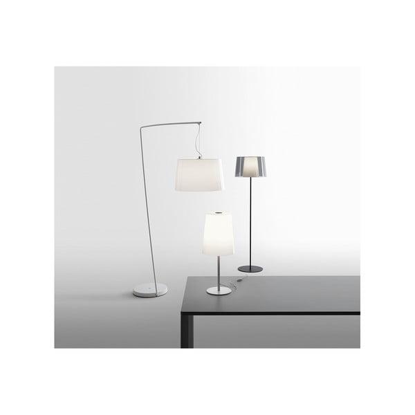 Lampa stojąca Pedrali L001ST/BA, biała półprzeźroczysta