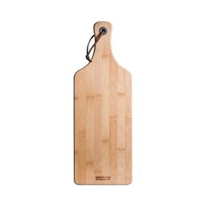 Drewniana deska do serwowania Essentials, długość 44,5 cm