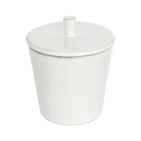 Cukierniczka ceramiczna Lisa 200 ml, biała