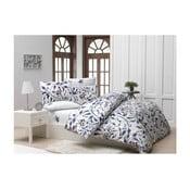 Pościel na łóżko dwuosobowe z prześcieradłem Beverly Hills Polo Club Hackman, 200x220cm