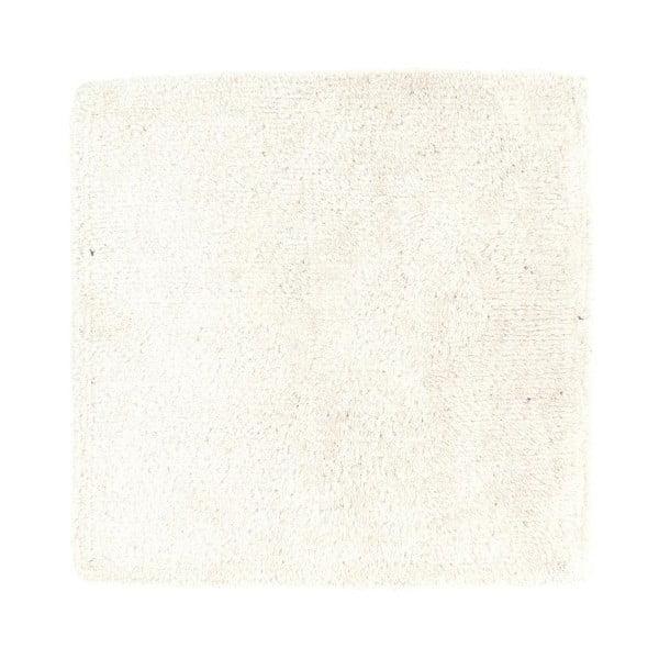 Kremowy dywanik łazienkowy Aquanova Alma, 60x60cm