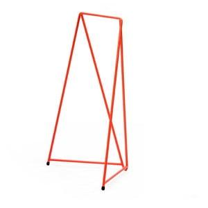 Noga do stołu Diamond Narrow Red, 70x55 cm
