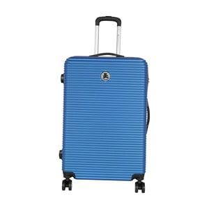 Niebieska walizka LULU CASTAGNETTE Mia, 107l
