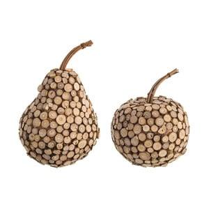 Dekoracja 2ks Bizzotto Fruit