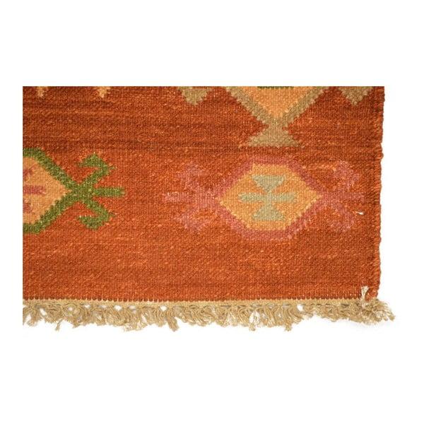 Wełniany dywan Kilim 73, 140x200 cm