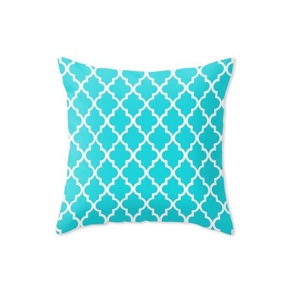 Poszewka na poduszkę Blue Mirror, 45x45 cm