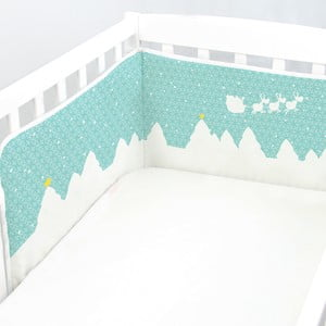 Ochraniacz do łóżeczka Christmas, 60x60x60 cm