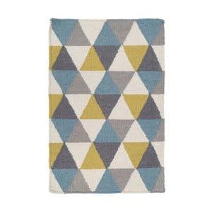 Dywan ręcznie tkany Oslo Mosaic, 120x180 cm