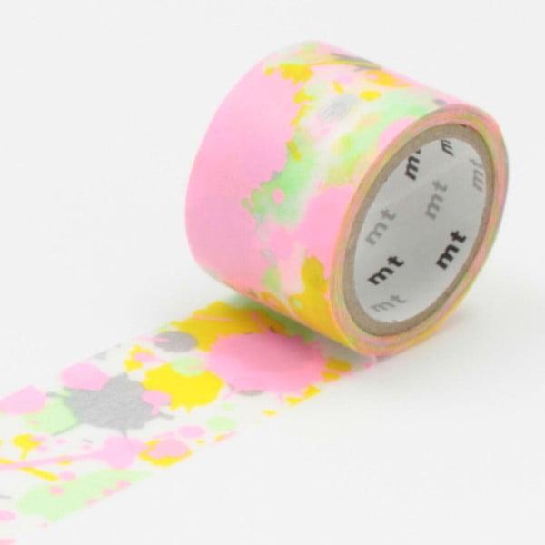 Taśma dekoracyjna washi Paint