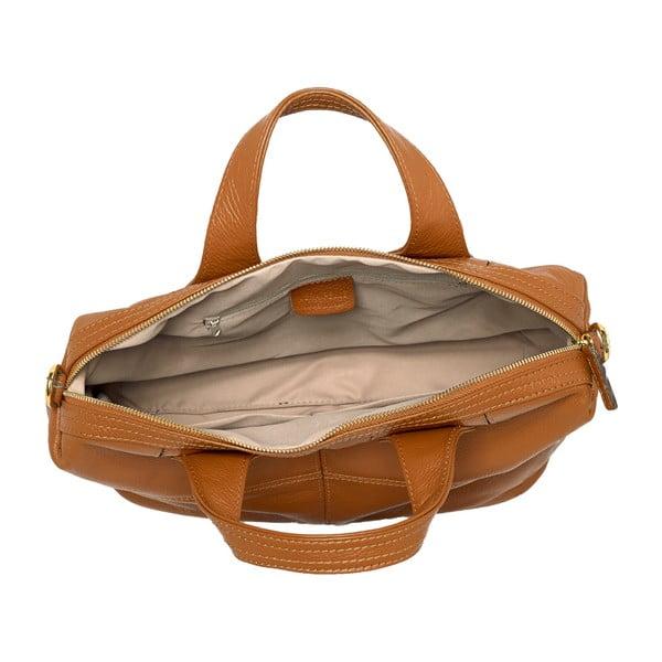 Skórzana torebka Andrea Cardone 900 Brown