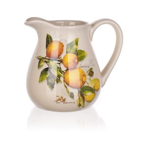 Dzbanek ceramiczny Banquet Lemon, 880 ml