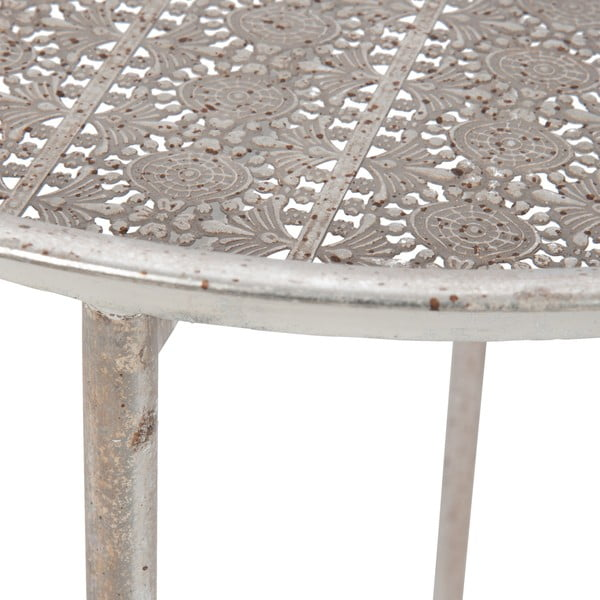 Zestaw 2 stolików Orient Silver