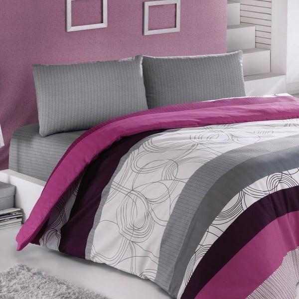 Zestaw pościeli Elite Pink, 240x220 cm