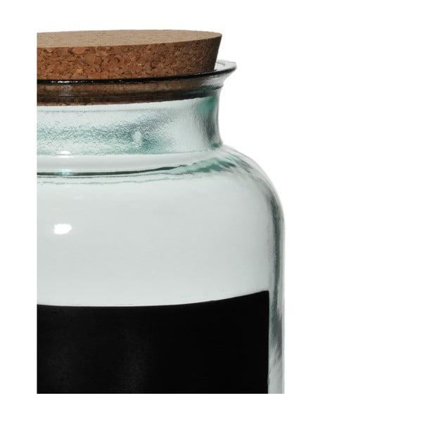 Szklany pojemnik Vero, 25 cm