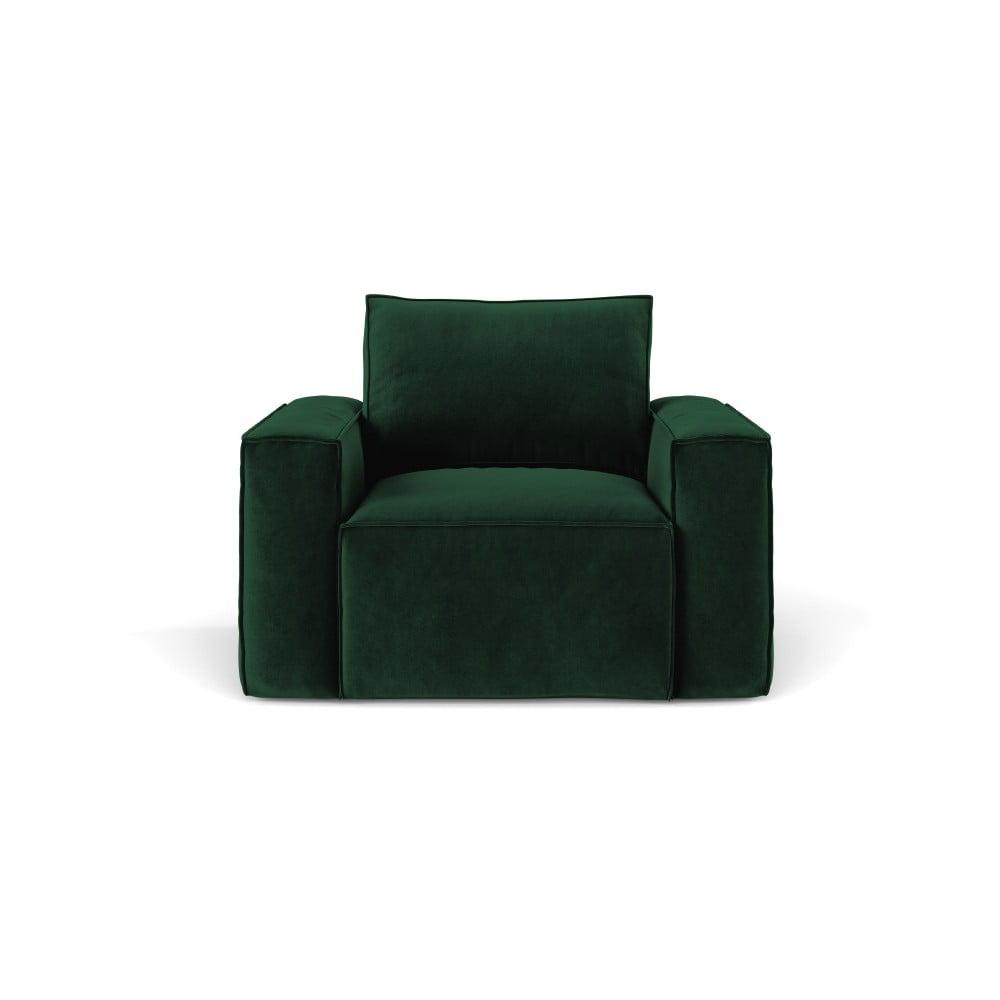 Zielony fotel Cosmopolitan Design Florida