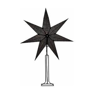 Gwiazda świecąca ze stojakiem Best Season Huss, 85 cm