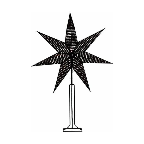 Świecąca gwiazda ze stojakiem Huss, 85 cm