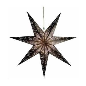 Gwiazda świecąca Antique Black, 60 cm
