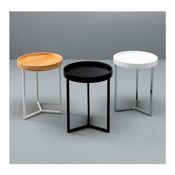 Biały stolik Design Twist Tallin