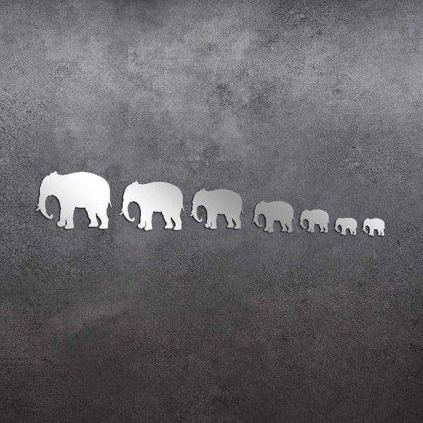Lustro dekoracyjne Elephants