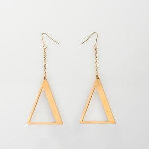Kolczyki Democracy Gold z kolekcji Geometry