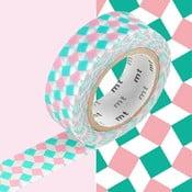 Taśma dekoracyjna washi MT Masking Tape Emma, dł.10m