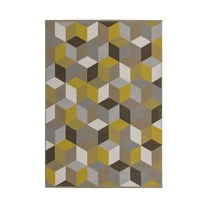 Dywan Stella 600 Yellow, 80x150 cm