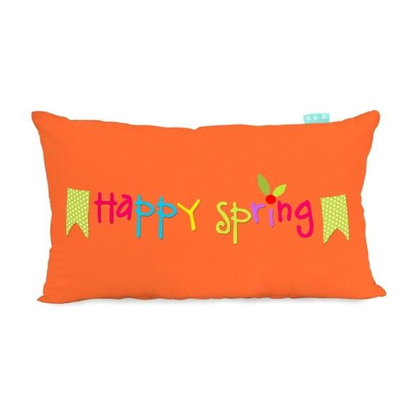Poszewka na poduszkę Little W Happy Spring, 50x30 cm