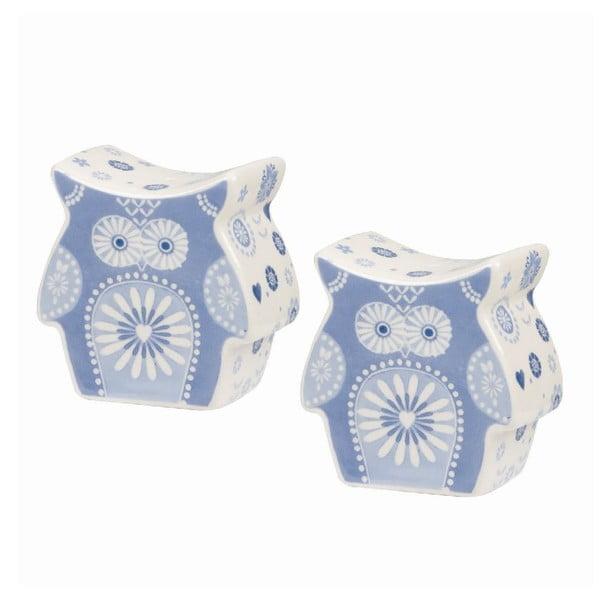 Solniczka i pieprzniczka Blue Owl