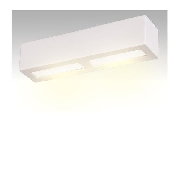 Lampa sufitowa Hera 40, biała