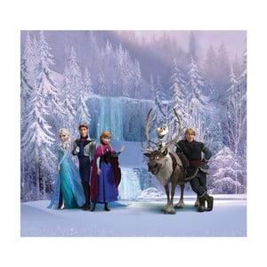 Foto zasłona AG Design Frozen Kraina Lodu II, 160x180cm