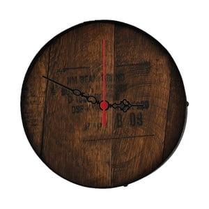 Zegar ścienny Jim Beam, 30 cm