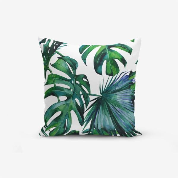 Poszewka na poduszkę z domieszką bawełny Minimalist Cushion Covers Exotic, 45x45 cm