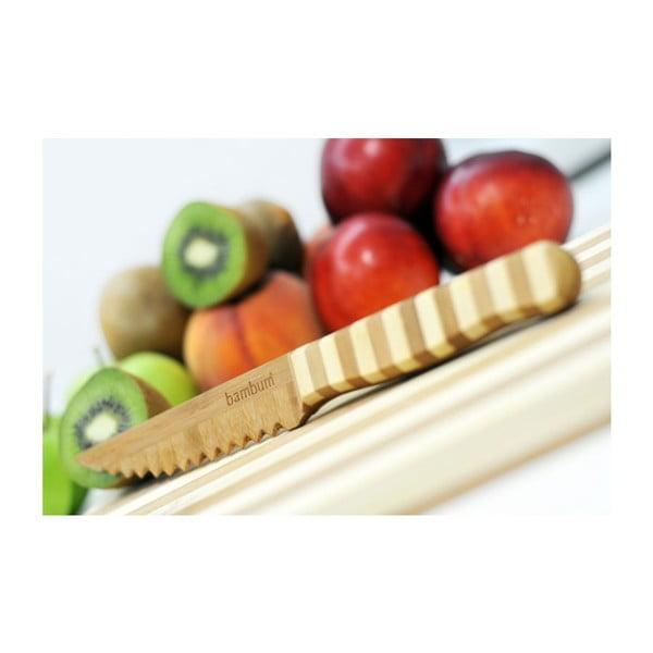 Bambusowy nóż do warzyw i owoców Bambum