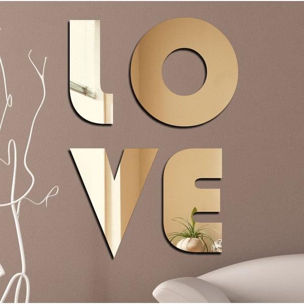 Lustro dekoracyjne L O V E