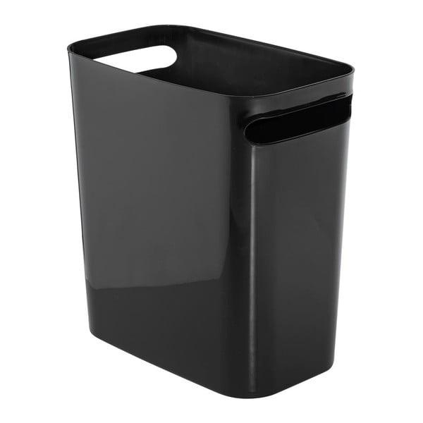 Pojemnik Una Black, 28x16,5 x 30,5 cm