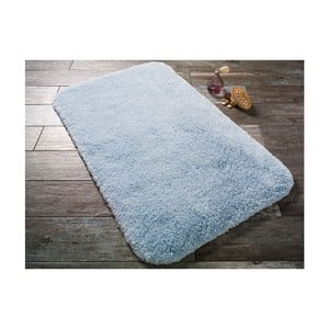 Niebieski dywanik łazienkowy Confetti Bathmats Miami, 57x100 cm