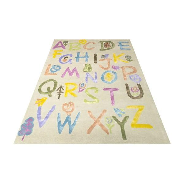 Dywan wełniany Kids Alfa, 153x244 cm