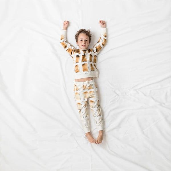 Spodnie chłopięce Snurk Toast, 116